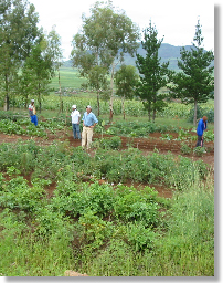Agricultural Course at Ha Mohatlane