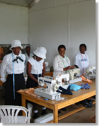 Sewing Course at Ha Mohatlane